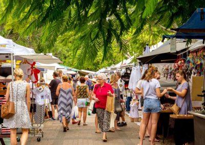 Eumundi Markets Image